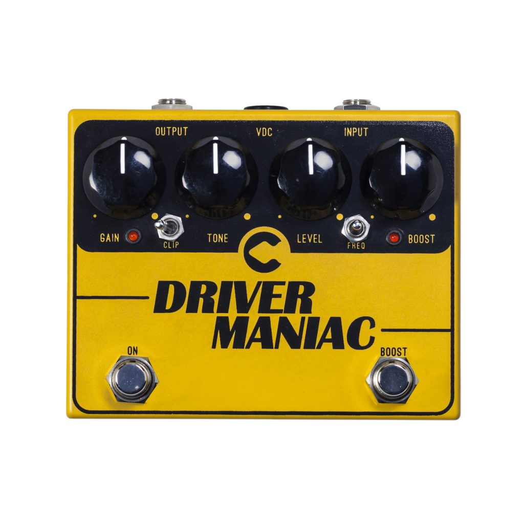 Cruz Effects - DRIVER MANIAC