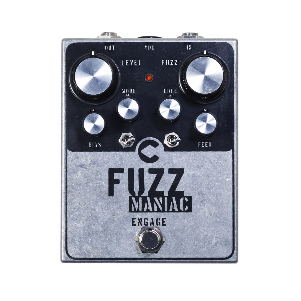 Cruz Effects - FUZZ MANIAC